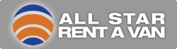 All Star Rent A Van | San Diego, CA