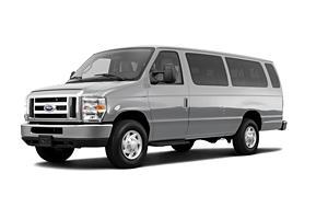 12-15 Passenger Van Rental San Diego